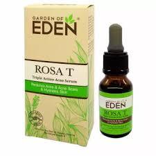 Serum Acne garden of rosa t acne serum 15ml lazada