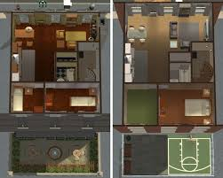 New York Apartments Floor Plans Mod The Sims City Apartments Paris And New York Versions