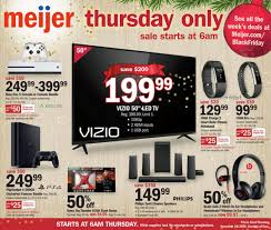 meijer s best 2016 black friday week sales mlive