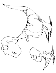 inspirational baby dinosaur coloring pages 44 with additional free