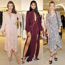 Miranda Kerr Home Decor by Inside Zimmermann U0027s New L A Store Opening Instyle Com