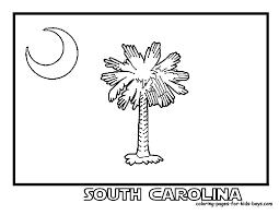 Alaska State Flag Coloring Page South Carolina Coloring Page Justinhubbard Me