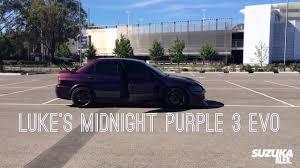 luke u0027s midnight purple 3 evo youtube