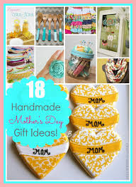 18 handmade mother u0027s day gifts