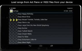 act piano android apps on google play
