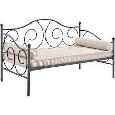 Iron Daybed With Trundle Furniture Day Bed Frame For Inspiring Small Bed Design Ideas