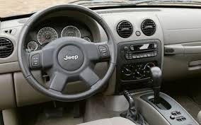 jeep 2005 liberty 2005 toyota rav4 l vs jeep liberty crd vs ford escape hybrid suv