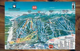 Durango Colorado Map by Ski Resort Directory Colorado Ski Resort Directory Free