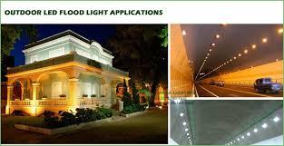 Outdoor Led Flood Lighting - lighting 70w outdoor led flood light bulbs application outdoor