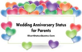 wedding wishes emoji anniversary status for and parents anniversary status