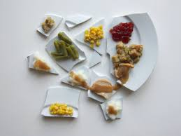a food series that imagines how artists would plate a