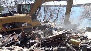 two story house demolition by big dawg demolition youtube