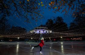 winter open air rink at hyde park hyde park