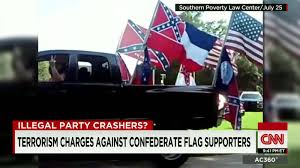 State Flag Of Georgia Ole Miss Vote Latest Shot In Confederate Flag Battle Cnn