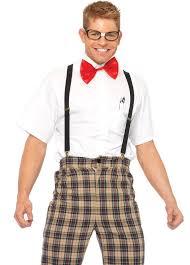 men u0027s funny class nerd costume geek fancy dress costume
