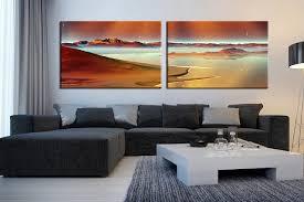 2 piece huge canvas print ocean multi panel art sea group canvas