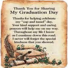 graduation thank you notes graduation announcements thank you notes