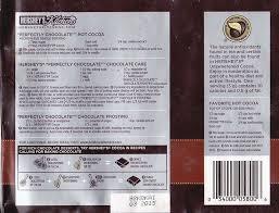perfectly chocolate u2022 receta pastel de chocolate cocoa hersheys