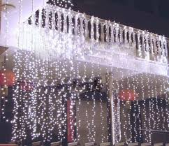 Decorative Christmas Light Strings by 3mx3m 300led String Light Curtain Light For Christmas Xmas Wedding