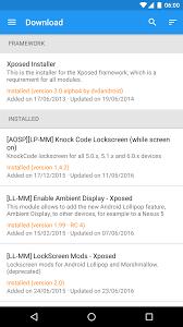 xposed installer 3 0 apk xposed installer in material design miui general xiaomi miui