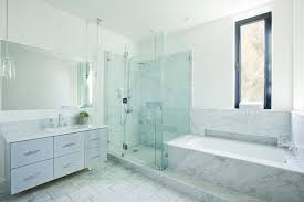 types of marble bathroom contemporary with glass shower door