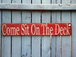 Outdoor Decorative Signs 83 Best Signs Images On Pinterest Deck Decorating Outdoor