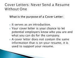 Send Resume Without Job Posting Send Resume Without Cover Letter Job Resume Cover Letter Format