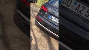 Audi Q5 60 Plate - audi q5 s line sound youtube