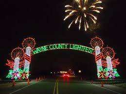 12 best christmas light displays in michigan 2016