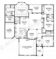 tamarindo empty nester house plans ranch floor plans