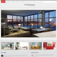 23 best interior and furniture responsive mobile web templates