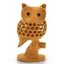 wooden owl in jaipur rajasthan india indiamart