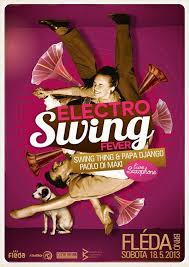 electro swing fever bmn afterparty electro swing fever at the fl礬da with a