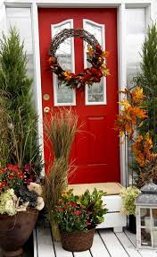 47 Easy Fall Decorating Ideas by 73 Best Front Door Porch Fall Decor Images On Pinterest Front
