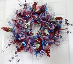 4th of july wreaths large patriotic wreath for front door 4th of