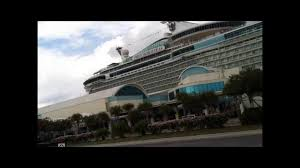 family ocean view cabin freedom of the seas room 9500 youtube