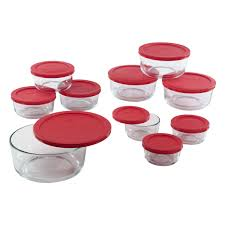 Pink Kitchen Canisters Pyrex Official Site Bakeware Cookware Mix Measure U0026 Prep