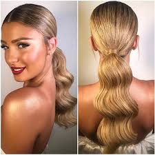 ponytail hairstyles for 21 elegant ponytail hairstyles for special occassions stayglam