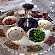 what s on a seder plate 2nd community passover seder 2018 congregation beth or