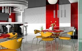 interior design bright and clean modern restaurant interior