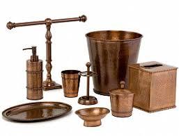 Marvelous Copper Bathroom Fixtures Networx At Accessories Interior Copper Bathroom Fixtures
