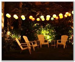 Solar Led Patio String Lights Outdoor Solar Patio String Lights Patios Home Design Ideas