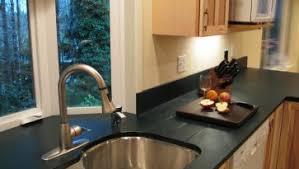 Kitchen Countertops Types Gorgeous Kitchen Countertop Types Applied At Traditional Kitchen