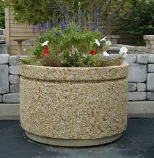 concrete planters nitterhouse masonry