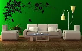 wandgestaltung in grün wandgestaltung grün wohnzimmer freshouse
