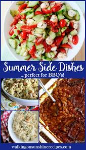 Summer Lunch Menu Ideas For Entertaining - recipe bbq side dishes perfect for july 4th walking on sunshine