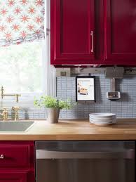interior design red lacquer jewel box kitchens idolza