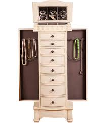 Armoire Drawers Jewelry Chest Armoire In Jewelry Armoires
