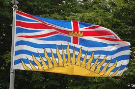 Flag British Columbia Rejs Photos Canada U0026 Usa June July 2008 Vancouver