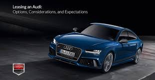 resale value lexus vs audi leasing an audi options considerations and expectations